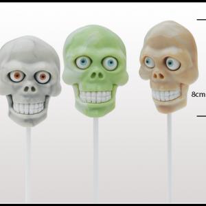 Lizak CandyWay Czachu - czaszka