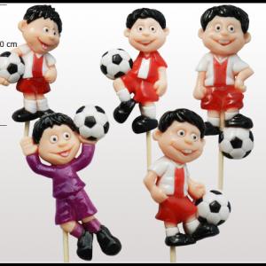 Piłkarzyki - lizaki od Candy Way